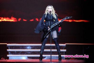 $1,5 милиона пращат Мадона на Евровизия