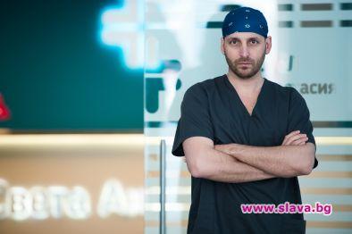 Иван Юруков: Ставам неврохирург в Откраднат живот
