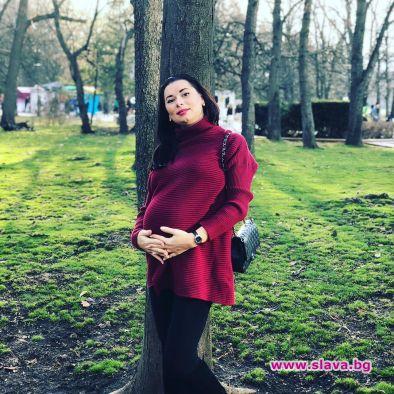 Наталия Кобилкина разкри пола на бебето си