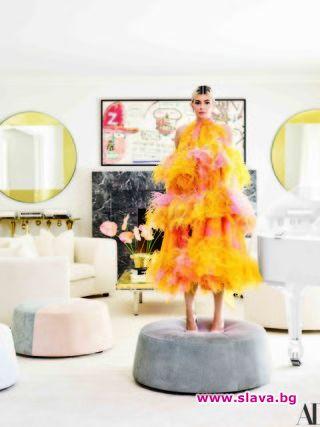 Кайли Дженър показва изключителния си дом