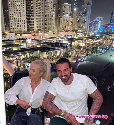 Златка и Благо вдигат сватба във въздуха над Дубай