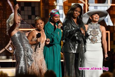 Карди Би, Лейди Гага, Дуа Липа и още победители на наградите Грами