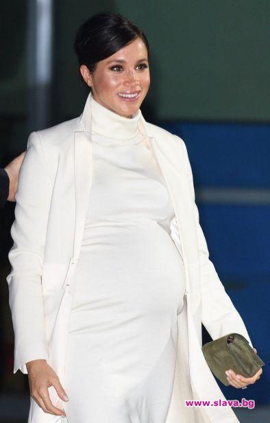 Latest Look: Меган Маркъл като ангелско видение