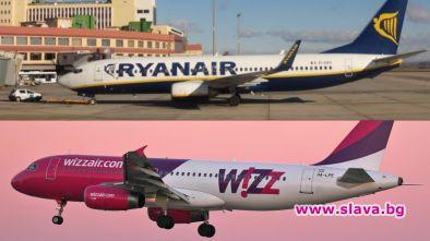 Италия глоби Ryanair и Wizz Air заради платения кабинен багаж
