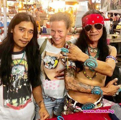 Белослава учи азиатска кухня в Тайланд