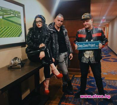 DEEP ZONE избухват с новия си хит Българка