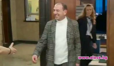 Димитър Маринов пристигна в България