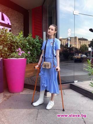Кристин Илиева: Измина най-тежката за мен година