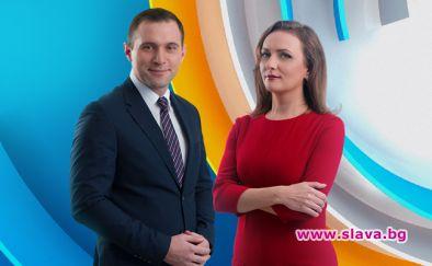 Гергана Венкова и Златимир Йочев: Работата в сутрешния блок няма срок на...