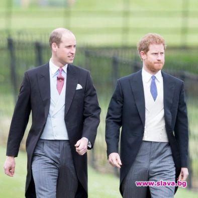 Уилям и Хари са влошили отношенията си