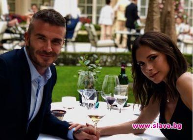 Дейвид и Виктория Бекъм се готвят за 20-годишнина от брака им