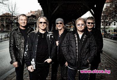 Deep Purple се завръщат в България