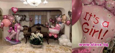 Изписаха бебето на Светлана Гущерова