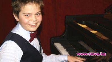 11-годишният Ивайло Василев ще бъде солист на Радиооркестъра