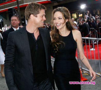 Анджелина Джоли иска да си върне Брад Пит