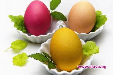 Как да боядисате яйцата с естествени багрила?