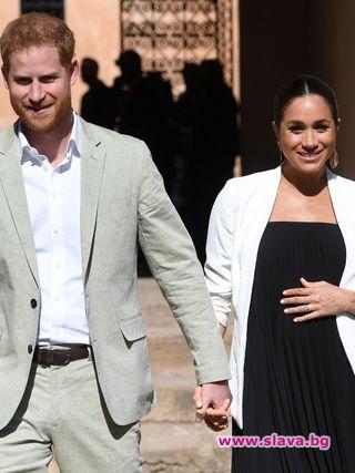 Бебето на Хари и Меган с двойно гражданство