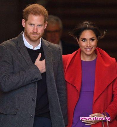 Британците са ядосани на Меган и Хари