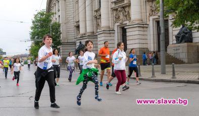 Безплатно щафетно бягане за ученици в София