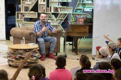 Графа става ментор в детски творчески работилници