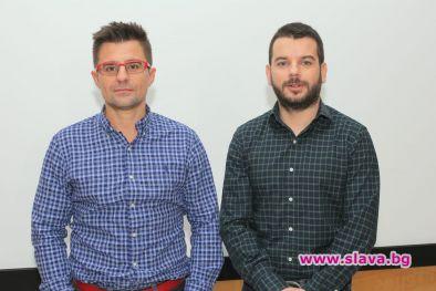 Иван и Андрей стават социолози