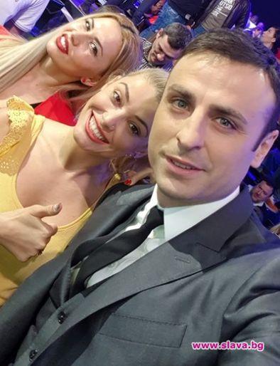 Ева Веселинова точи лиги по Бербатов