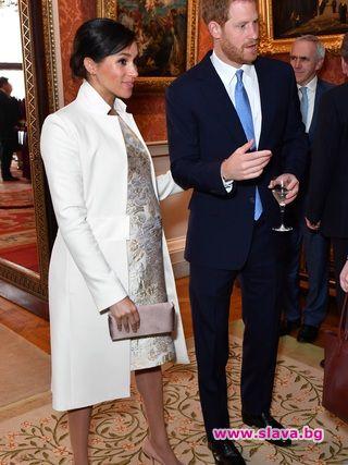 Кралица Елизабет подари на Меган и Хари апартамент в Бъкингамския дворец