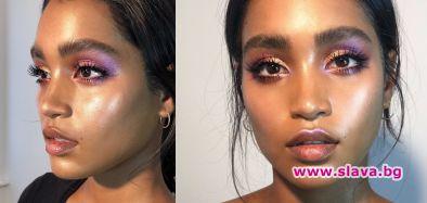 Стъклената кожа е сред новите тенденции в грима