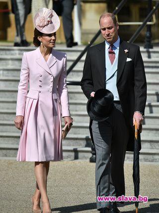 Експерти: Уилям и Кейт не искат да бъдат засенчени