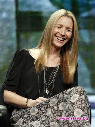 Лиса Кудроу се похвали с роля, издаде паролата си