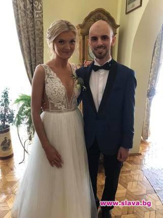 Влади Зографски мина под венчило с полякиня
