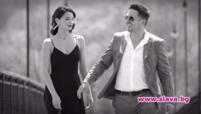 Блатечки и Диляна заснеха любовта си във видео