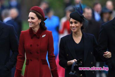 Меган изпревари Кейт като моден инфлуенсър