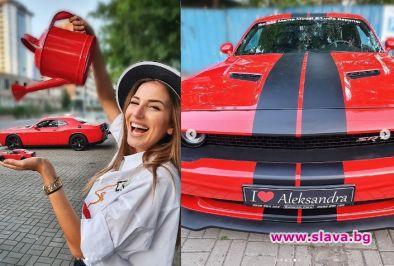 Лудия репортер подари кола на жена си