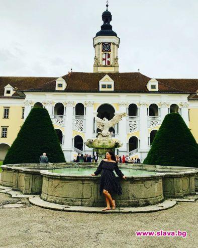 Соня Йончева посети австрийски манастир