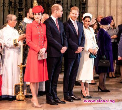 Уилям и Хари и разликите между двете кралски семейства