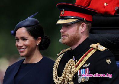 Хари и Меган напускат общата фондация на кралското семейство