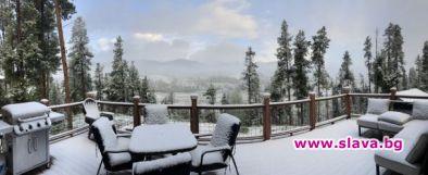 Колорадо с 60 см сняг в първия ден на лятото