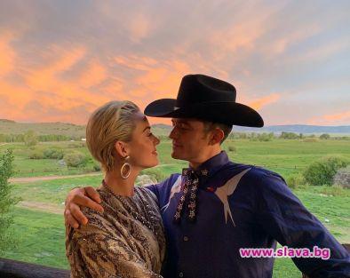 Кейти Пери и Орландо Блум вдигат сватба наесен