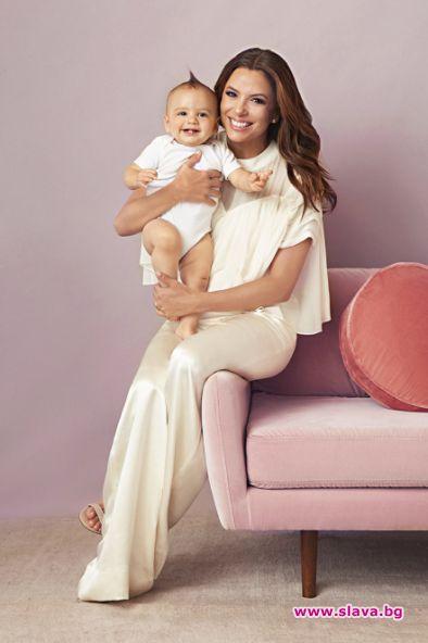 Ева Лонгория: Искам да възпитам сина си така, че да стане добър мъж