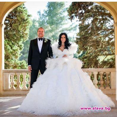Цеци Красимирова вдига втора сватба