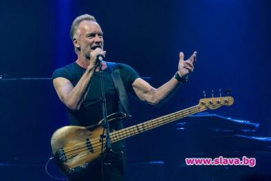 Стинг отмени концерт по здравословни причини