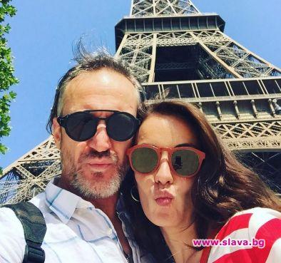 Радина Кърджилова забременява в Париж
