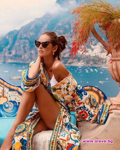 Изабел Гулар съблазни Италия