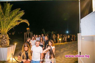 Анелия, Галин и Криско аплодират Махмут Орхан в Слънчев бряг