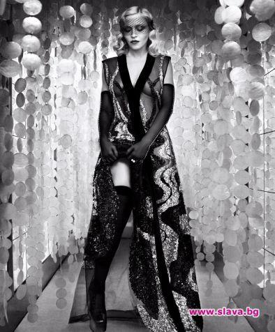 Мадона става на 61