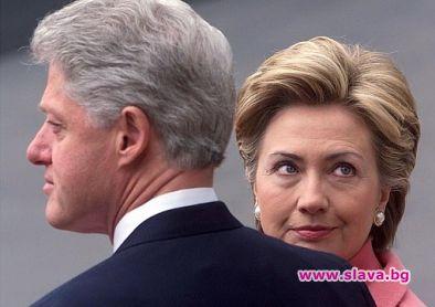 Островът на оргиите, Бил Клинтън и кампанията на Хилари