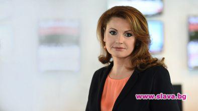 Ани Салич крие брак със строителен предприемач