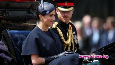 Меган и Хари - кралски особи или знаменитости?
