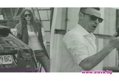 Бербо и Елена скандализираха в центъра на София